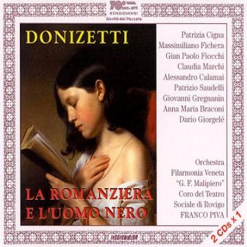 La Romanziera e L'Uomo Nero - Gaetano Donizetti - Massimiliano Fichera