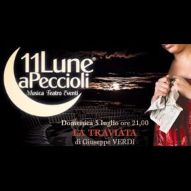 11 Lune a Peccioli - La Traviata - Massimiliano Fichera